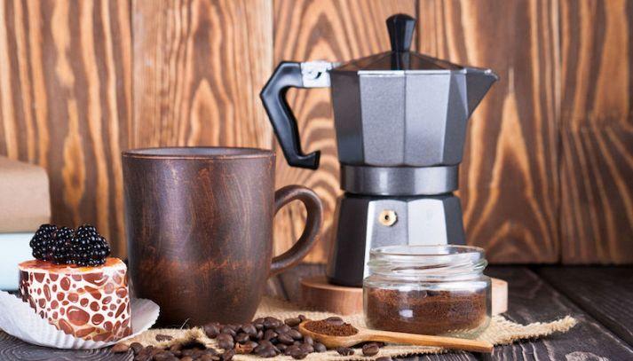 Caffettiera: come si mantiene pulita senza errori