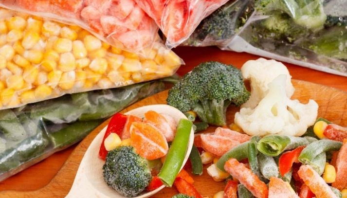 Come congelare frutta e verdura
