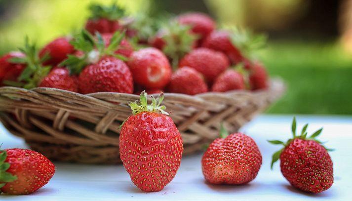 Frutta e verdura del mese di Giugno