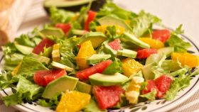 Insalata avocado al lime