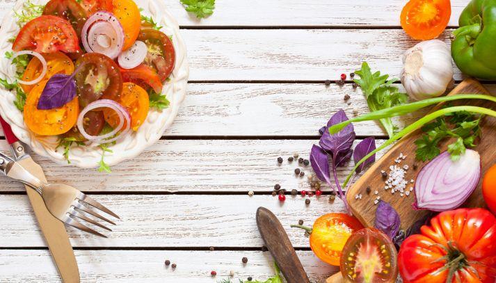 La dieta dell'insalata: fresca e perfetta per l'estate