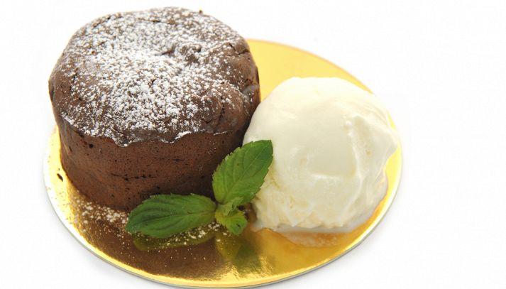 Torta cacao e yogurt