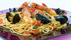 Spaghetti alla buongustaia