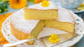La torta più soffice e leggera che c'è, ideale in qualunque momento