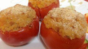 Pomodori alla nizzarda, squisiti e con poche calorie