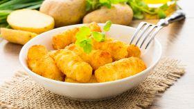 Crocchette di patate e mela