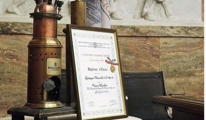 Festa per i 40 anni di Anag, premiate 66 grappe 3 al top