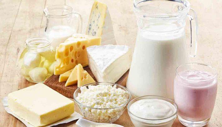 Latte e formaggio, alleati per la pressione