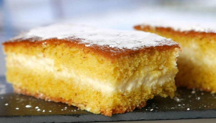 Torta Kinder Paradiso (come quella impacchettata)