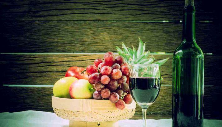 Quale vino abbinare con la frutta?