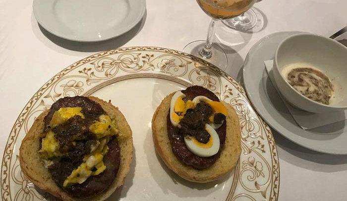 Tartufo: alla Fiera di Pergola nasce il Truffle Burger