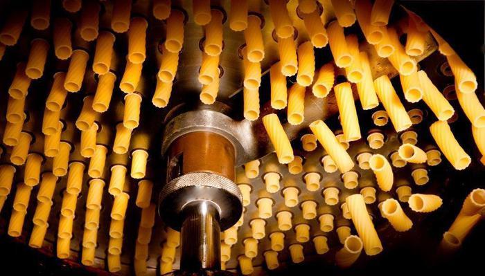 L'Unione europea produce 5,4 milioni di tonnellate di pasta, dall'Italia il 67%