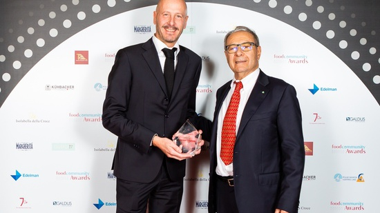 Premio 'Foodcommunity Award' a Masi Wine Experience