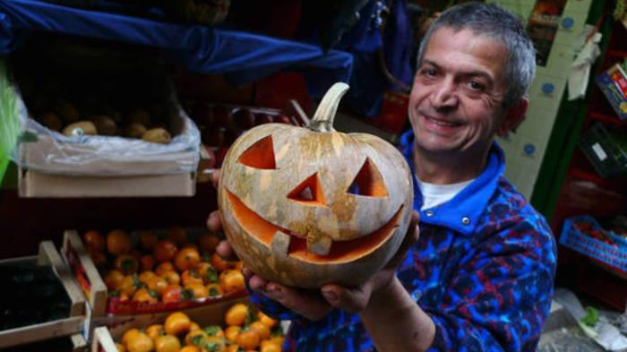 Halloween: Coldiretti, al via il road show della zucca