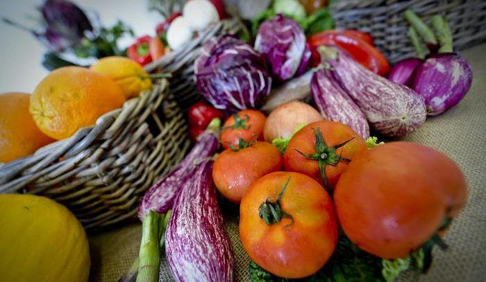 In frutta e verdura le molecole attive contro l'invecchiamento