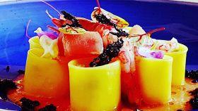 Calamarata colorata