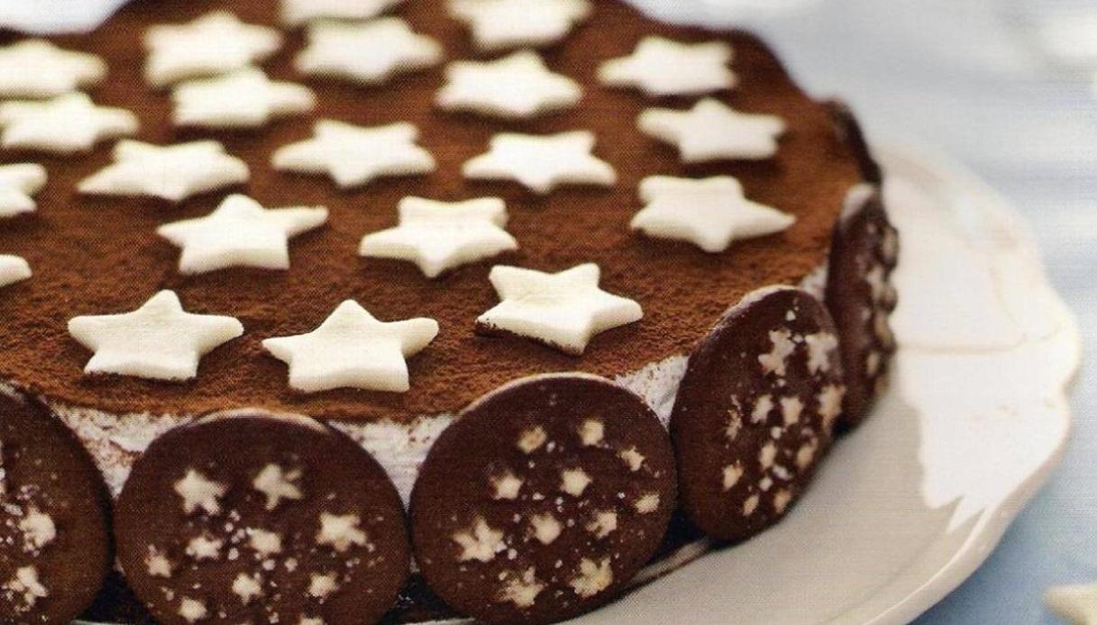 Torta pan di stelle Bimby