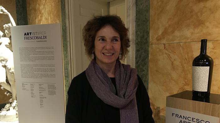 A Sonia Kacem il premio 'Artisti per Frescobaldi'