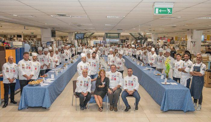 Duecento chef a Cis di Nola per 150 anni Casolaro Hotellerie