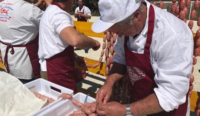 Italia conquista nuova Igp, è 'Lucanica di Picerno'
