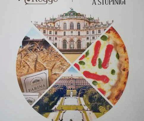 Stupinigi e Caserta, due Regge unite nel nome della pizza