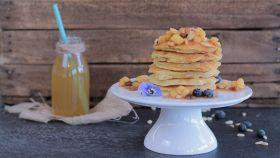 Pancakes con le mele