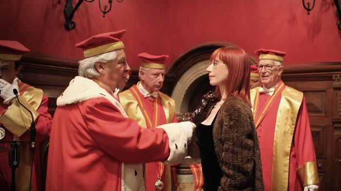 Alessandra Piubello nominata Cavaliere del vino in Francia