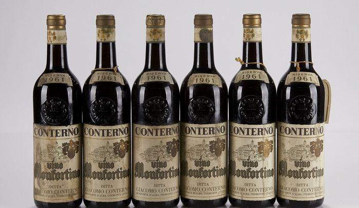 Vino: asta Bolaffi, top lot è una bottiglia di Borgogna