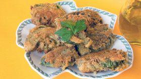 Carciofi fritti da mangiare come secondo o semplice contorno