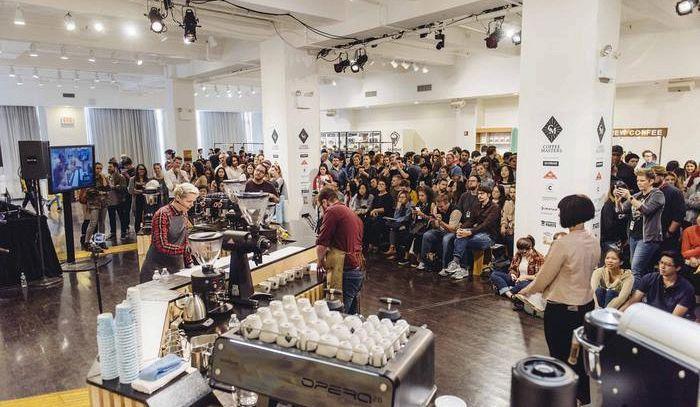 """Il """"Milan Coffee Festival"""" si prepara a sbarcare in Italia"""