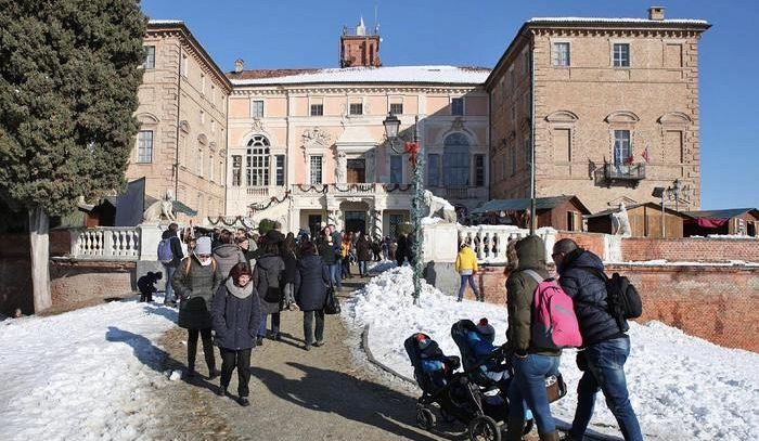 E' a Govone, in Piemonte, il magico paese di Natale