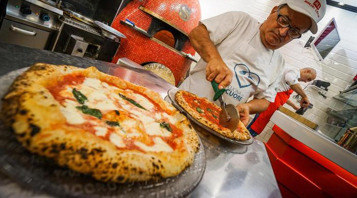 La pizza crea dipendenza per la 'sinfonia' degli ingredienti