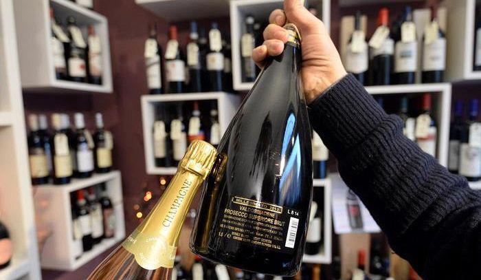 Vino: Veronafiere, export cresce,ma solo per traino Prosecco