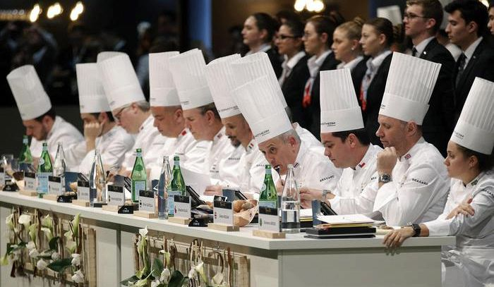 Danimarca vince Bocuse d'Or, podio tutto scandinavo