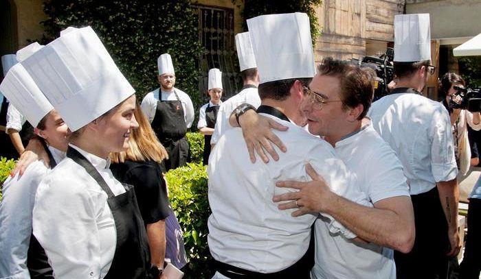 The World's 50 Best Restaurants, non sarà più in gara Bottura
