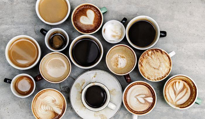 Massimo 5 tazzine di caffe'  al giorno ma attenzione alla caffeina nascosta