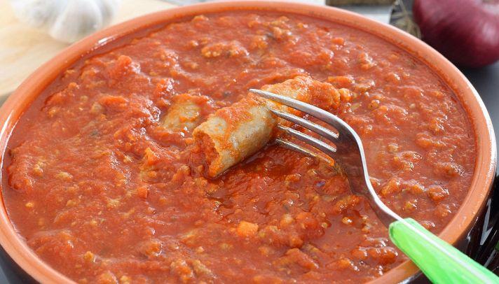 Ricetta Ragu Di Salsiccia.Ricetta Ragu Di Salsiccia Le Ricette Di Buonissimo