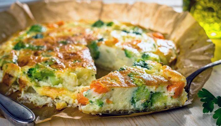 Ricetta Quiche Di Verdure.Ricetta Torta Salata Con Verdure Le Ricette Di Buonissimo