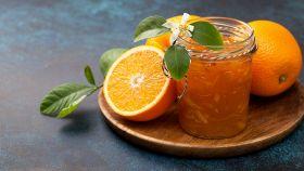 Marmellata di arance amare senza zucchero