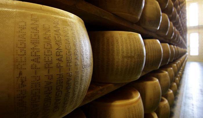 Il Parmigiano Dop punta alla crescita dell'export nei Paesi del Golfo