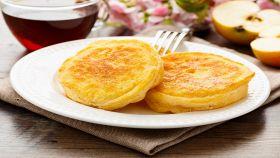 Frittelle di mele al forno, più leggere ma sempre golose