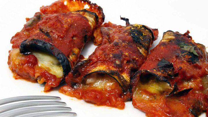 Squisiti involtini di melanzane alla siciliana, ecco come farli