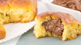 Merenda deliziosa: il pan brioche alla Nutella che si può fare in casa