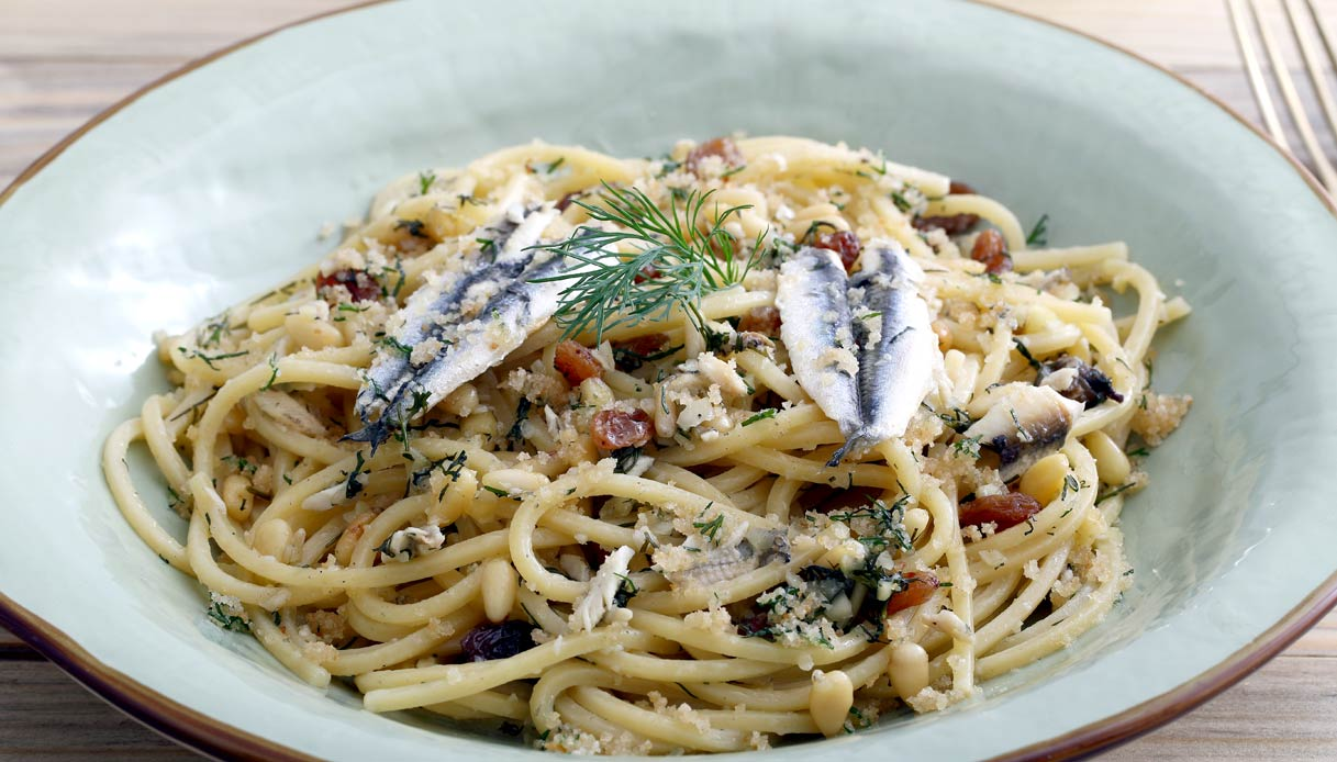 Ricetta Pasta con le sarde - Le Ricette di Buonissimo