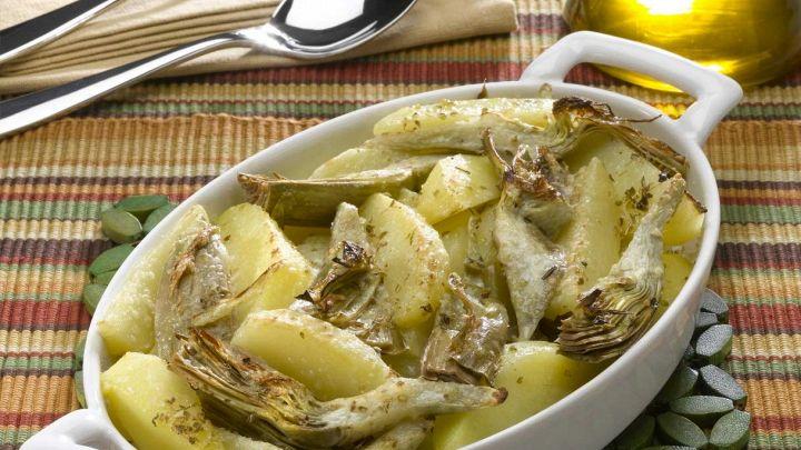 Contorno di verdure adatto a piatti di carne per esaltarne il gusto