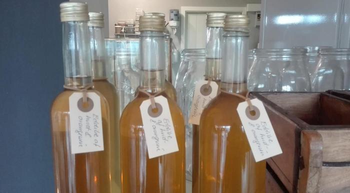 Coi fruit wine mondo di Bacco si fa tentare dalla mela