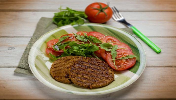 Hamburger di soia