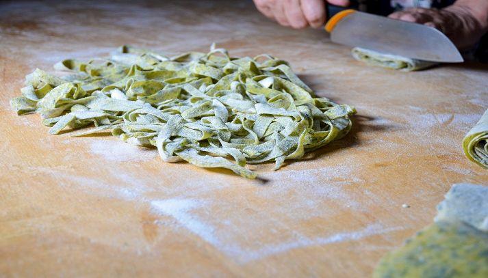 Pasta alla ortica
