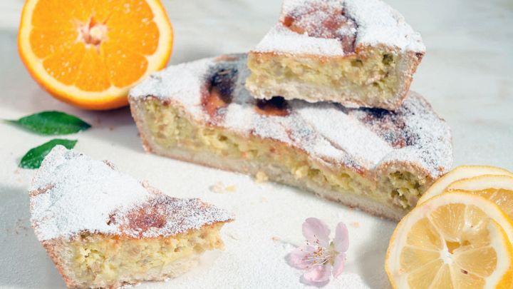 Una variante golosissima della classica pastiera napoletana