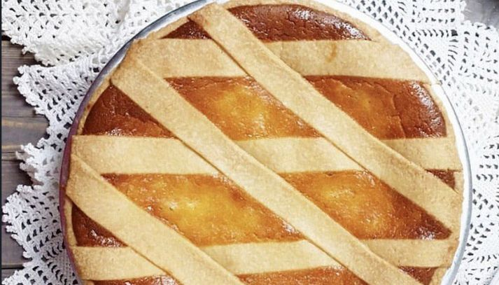 Pastiera napoletana. Ricetta tradizionale
